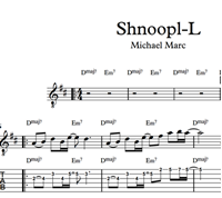 Picture of Shnoop-L Sheet Music & Tabs
