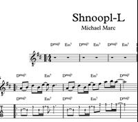 Изображение Shnoop-L Sheet Music & Tabs