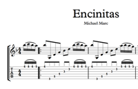 图片 Encinitas - Sheet Music & Tabs