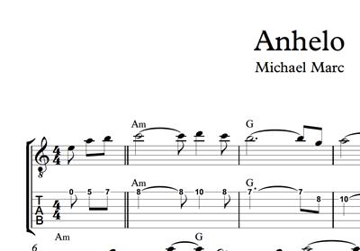 Hình ảnh của Anhelo - Sheet Music & Tabs